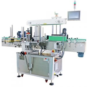 One Label Three Top Surface Labeling Machine