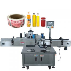 Four Heads Labeling Machine