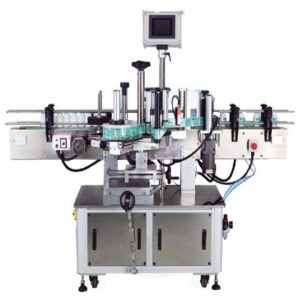 Plastic Bags Paging Labeling Machine