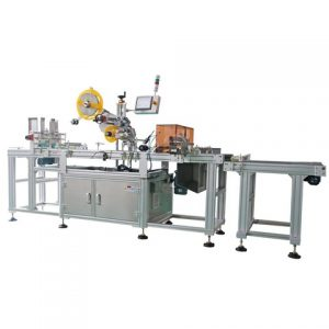 Food Can Labeling Machine