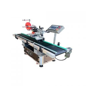 Automatic Sticker Food Tray Top Labelling Machines