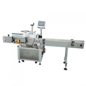 Lubricant Two Sides Labeling Machine
