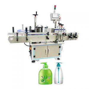 Full Automatic Flat Surface Bottle Lid Labeling Machine