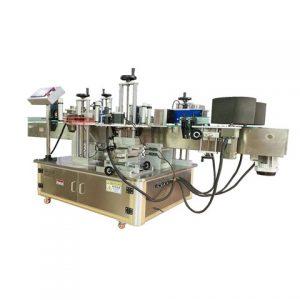 Etikettmaskin for plastflaskeorientering