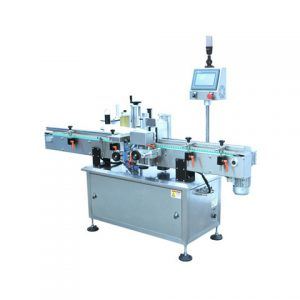 Top Side Labeling Machine For Avocado