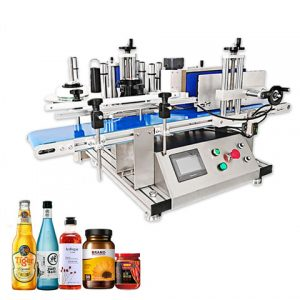 Labeling Machine For Heat Transfer Label