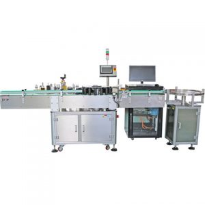 Professional Supplier E Cigarettes Private Label Labeling Machine
