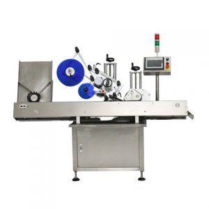 Sticker Front And Back Two Sides Labeling Machine