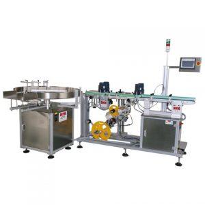 Oval Bottles Labeling Machine