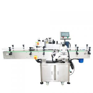 Automatic Positioning Labeling Machine For Round Bottles