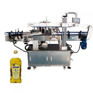 Automatic Labeling Machine For Bottle Cosmetic