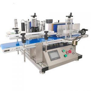 Automatic Blood Collecting Tube Labeling Machine With Printer