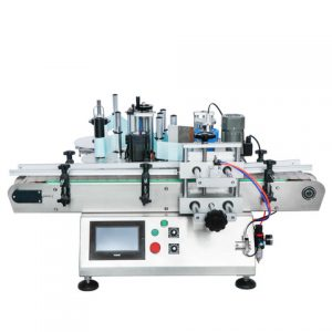 Automatic Star Wheel Fixed Point Label Machine
