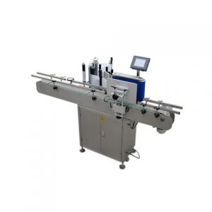 Automatic Round 250ml Can One Sticker Labeling Machine