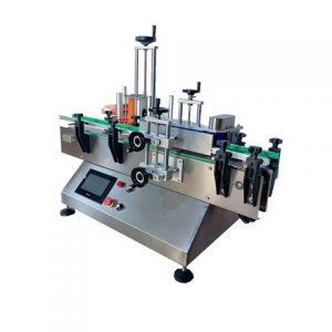 Automatic Sitkcer Tube Labeling Machine In China