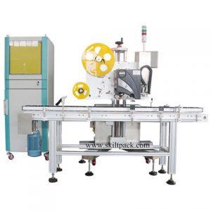 High Speed Corner Labeling Machine