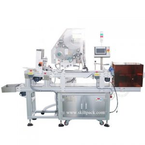 Multifuncinal Sticker Labeling Machine For Small Bottle