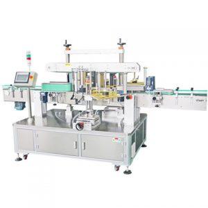 Round Bottle Labeling Machine Printer