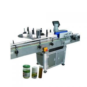 Round Bottle Labeling Multi Function Adhesive Labeling Machine