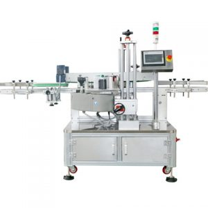Label Applicator For Bags
