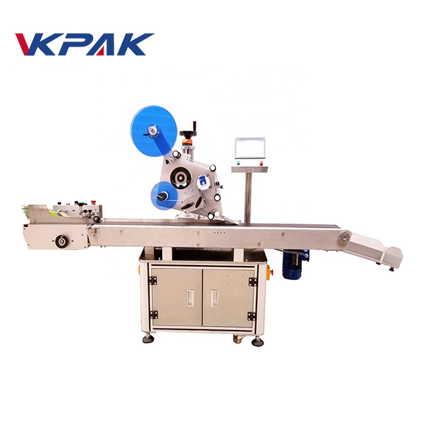 Automatisk Paging Sticker Labelling Machine