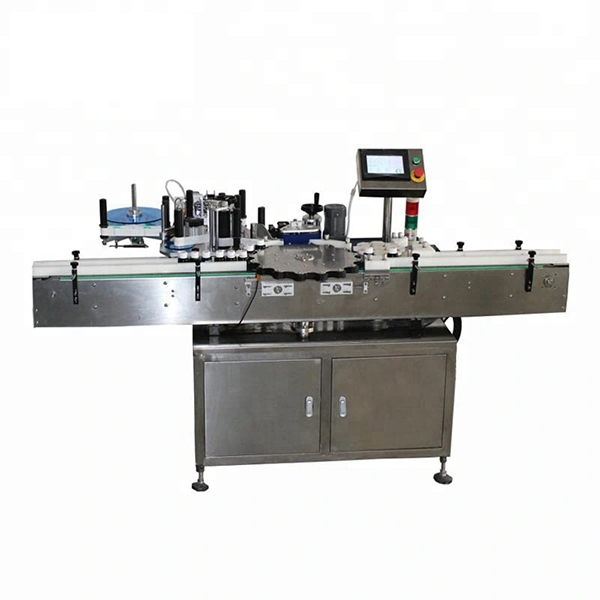 High Speed Rotary Positioning Labelling Machine